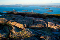 Cadillac Mountain, early morning