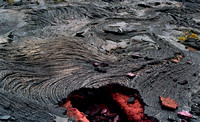 Cooled Lava