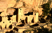 section of Cliff Palace