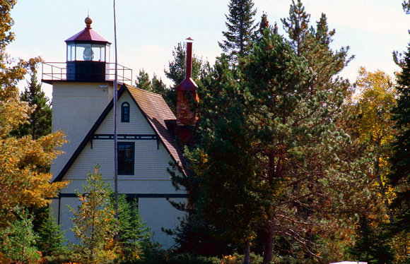 Bete Grise lighthouse